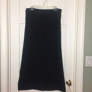 J.Crew drawstring skirt. Size M. 100% cotton